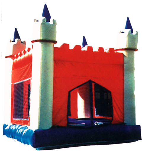 Castle Moonwalk House