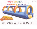 Wet Water Slip n Slide