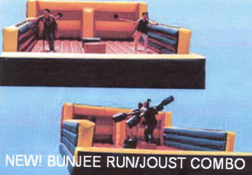 New Bungie Run, Joust Combination